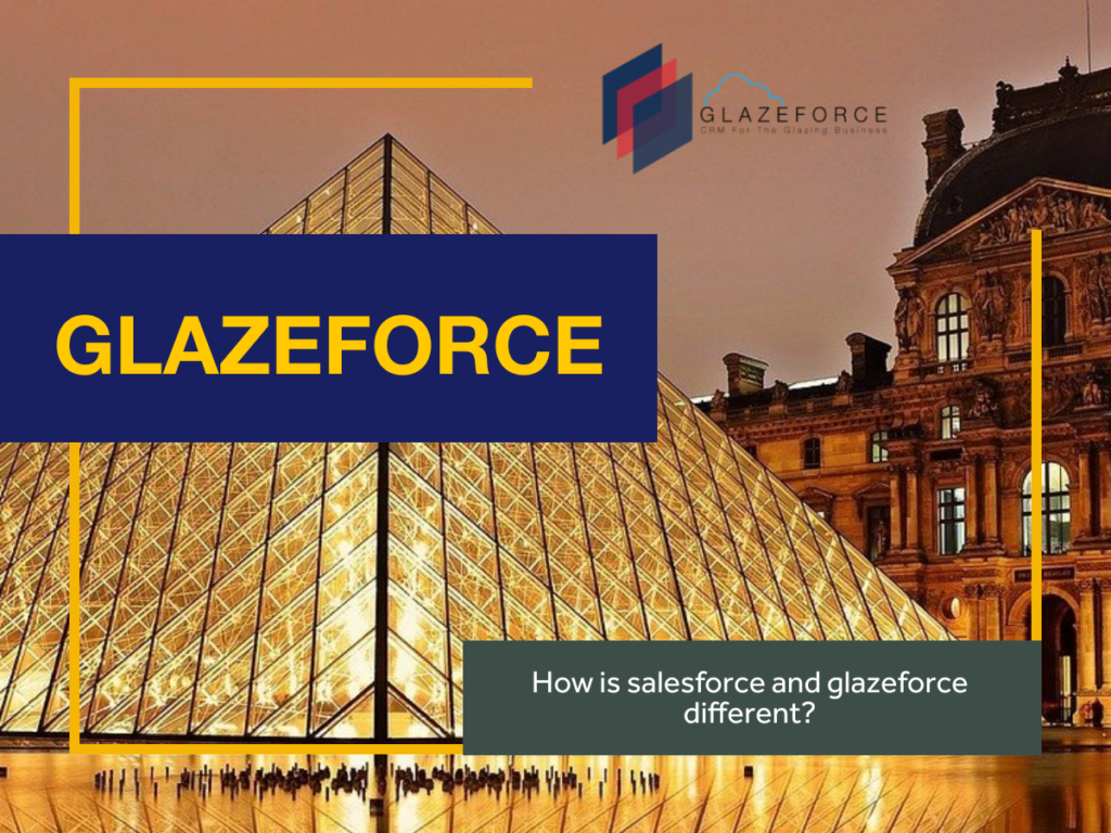 Glazeforce in glass and glazing industry